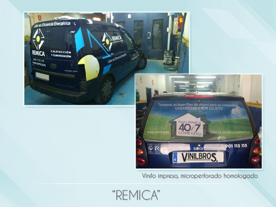proyecto remica